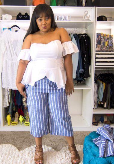 Ashley Stewart Plus Size Fashion Finds