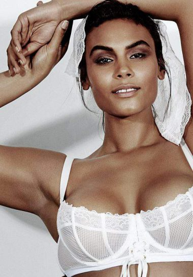 Seriously Sexy Plus Size Bridal Lingerie by Sophie Theallet for Lane Bryant!