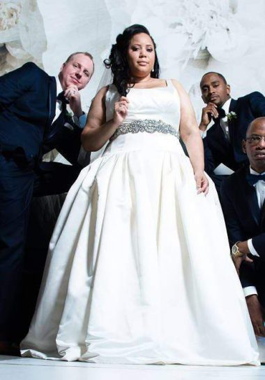 TCFStyle Roundup: Your 2017 Plus Size Bridal Inspiration!