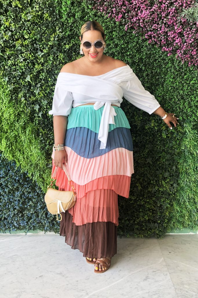 July 4th Plus Size Looks
