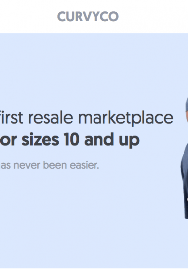 More Amazing Ways to Add to Your Closet: Meet Exclusive Plus Size Resale Site CurvyCo