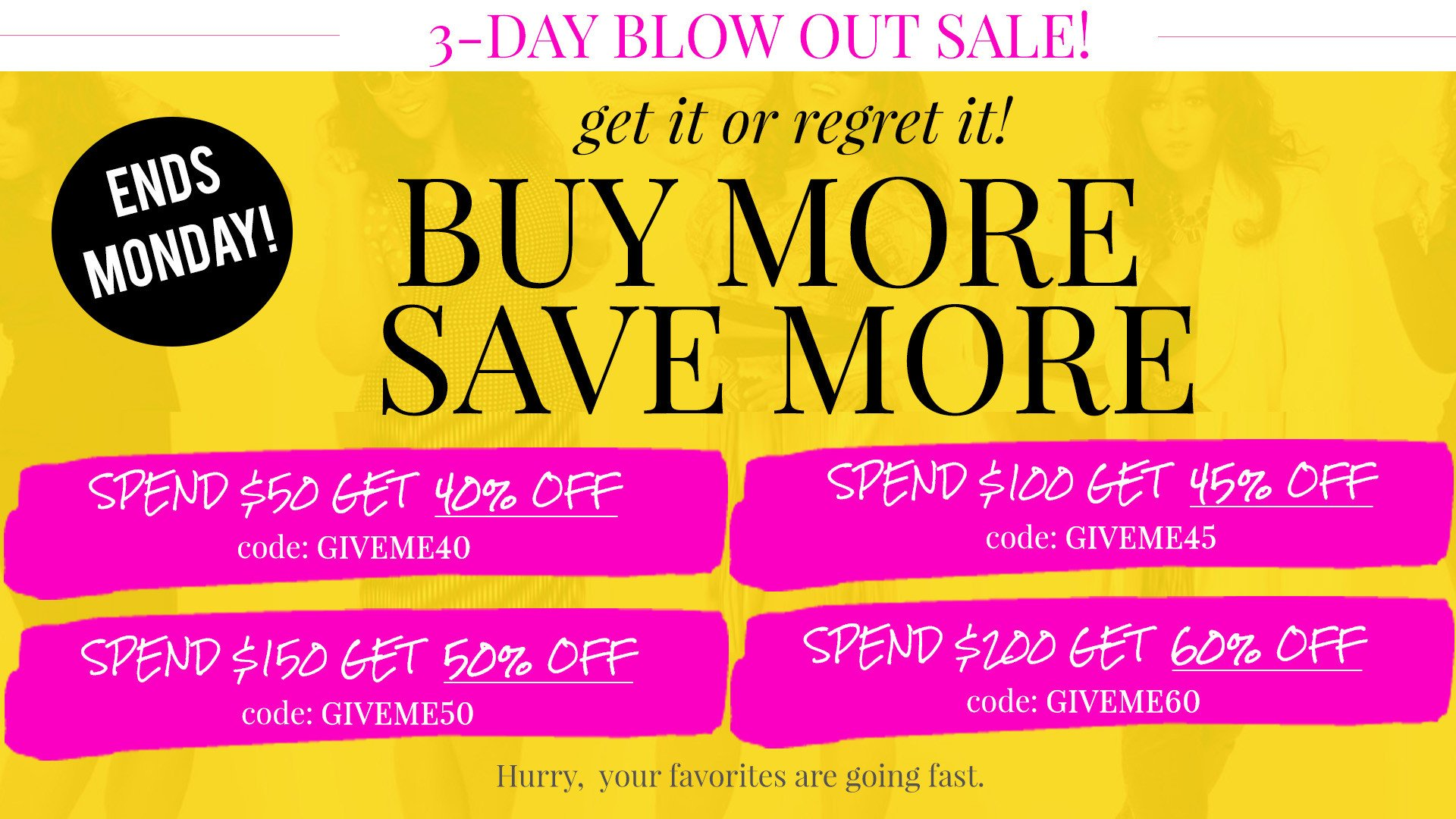 You Don't Want to Miss This Blowout Sale: Our Fave 10 Items from Pop Up Plus NY!