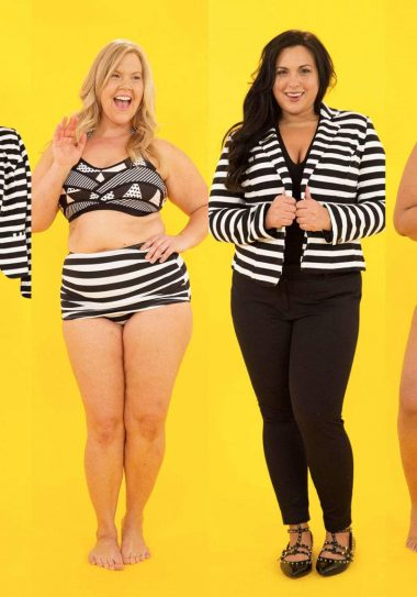 Guess What? The Average American Size For Women Isn't '14' Anymore; It's 16-18