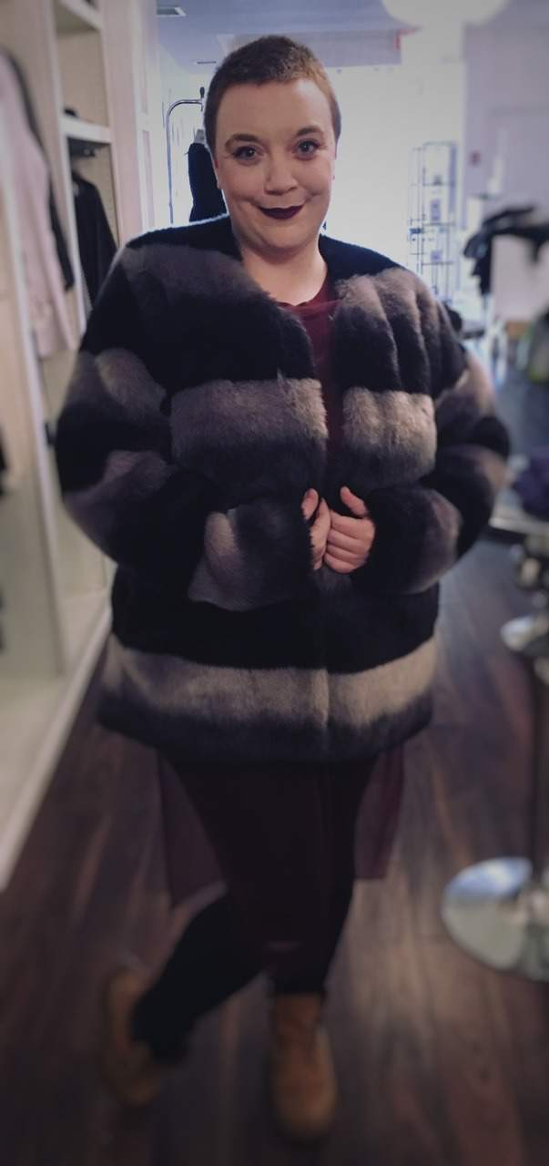 Plus Size Fashion Blogger- Aggie of Plus Size Panda