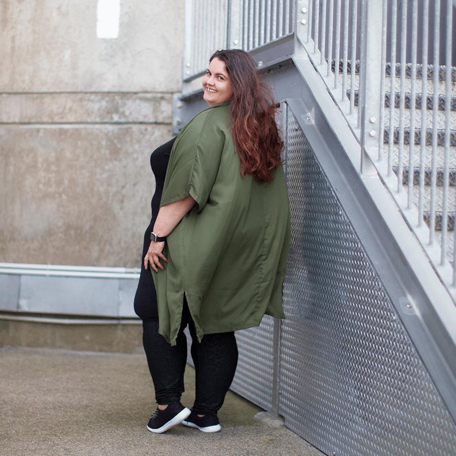 Plus Size Blogger Spotlight- Meagan Kerr