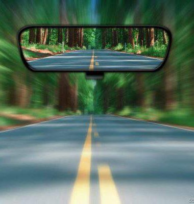 His 2 Cents: What is Your Perspective? The Rear View or The Windshield?