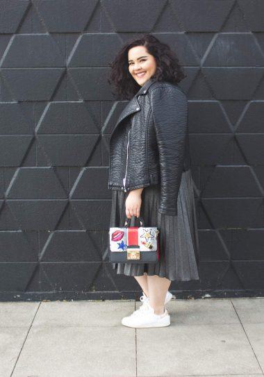 Fashion Blogger Spotlight:  Mona of The Smiling Sweetheart
