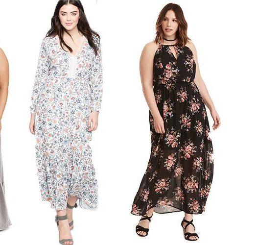 Gotta Have It: 10 Petite Plus Size Maxi Dresses & How to Rock Them!