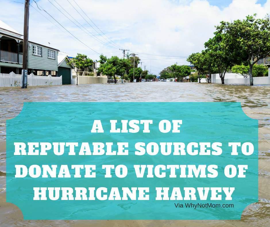 Hurricane Harvey, How to Help in Houston, Donate to Houston, Donate to Harvey victims