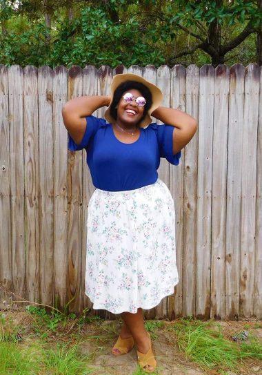 7 Plus Size Fashionistas Totally Slaying Tumblr