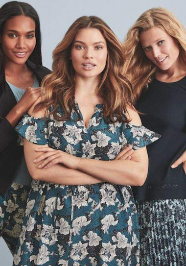 Joe Fresh Launches Their Plus Size Line & We've Got Your First Look!