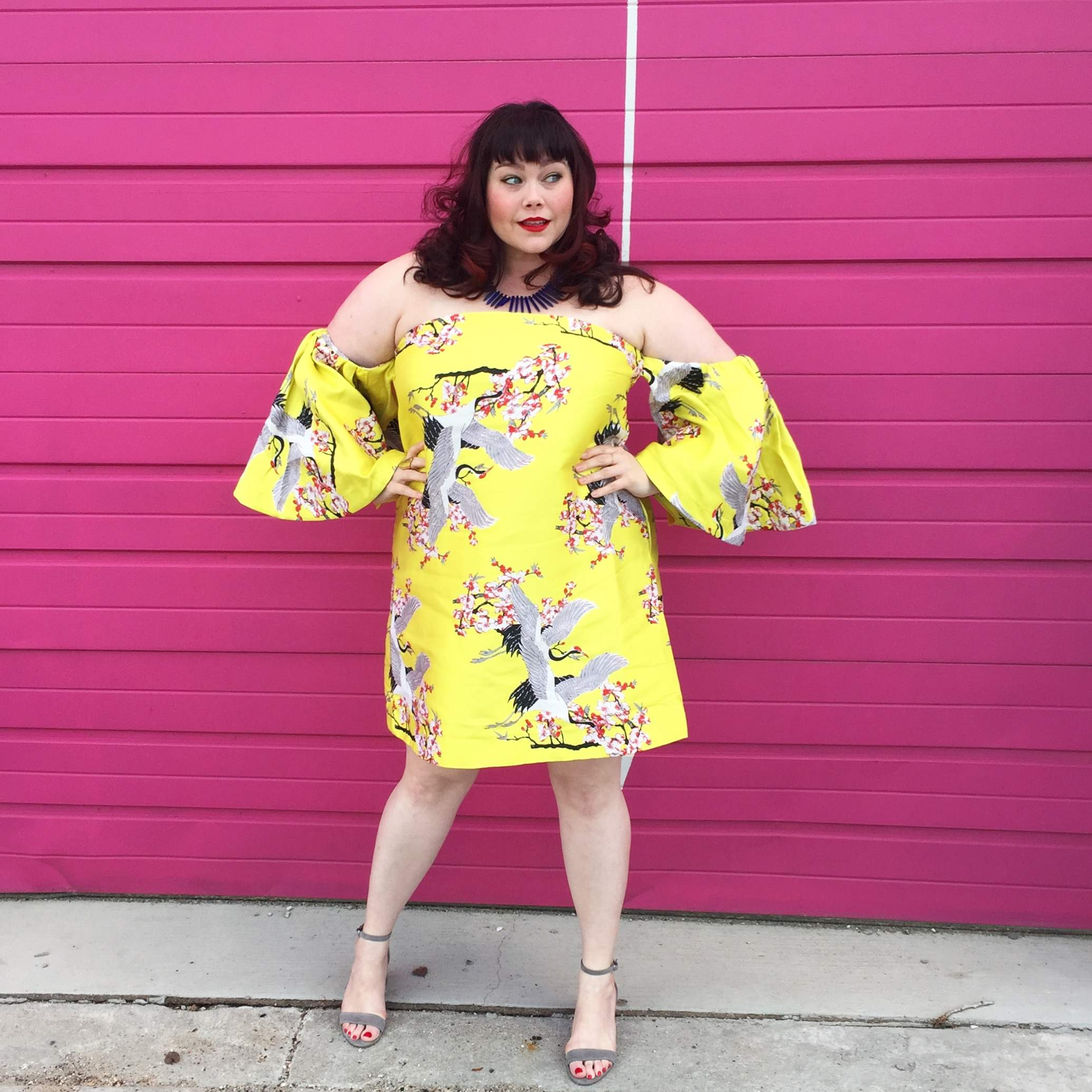 Plus Size Fashion Blogger- Amber of Style Plus Curves