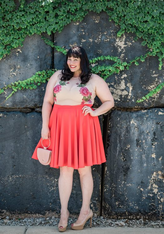 Fashion Blogger Spotlight: Amber of Style Plus Curves