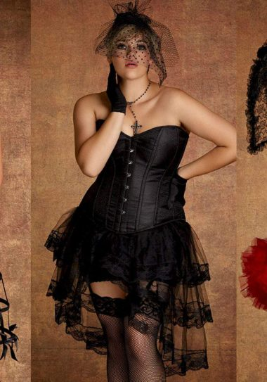 Disguise Yourself with Hips & Curves Plus Size Halloween Lookbook