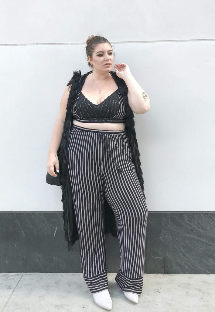Plus Size Blogger Spotlight- Ailurophile with Style