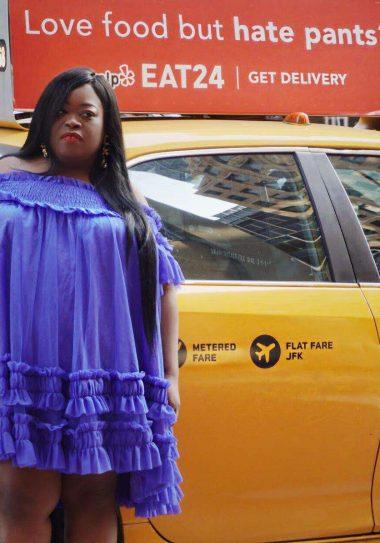 Fashion Blogger Spotlight:  LaToya of The Fat Girl of Fashion