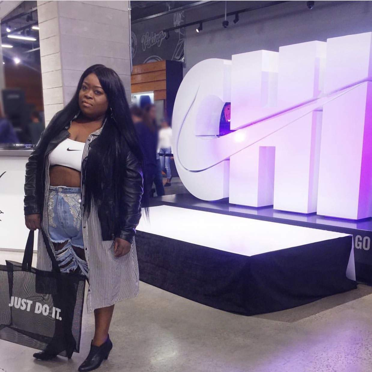 Plus size fashion blogger spotlight: The Fat Girl of Fashion