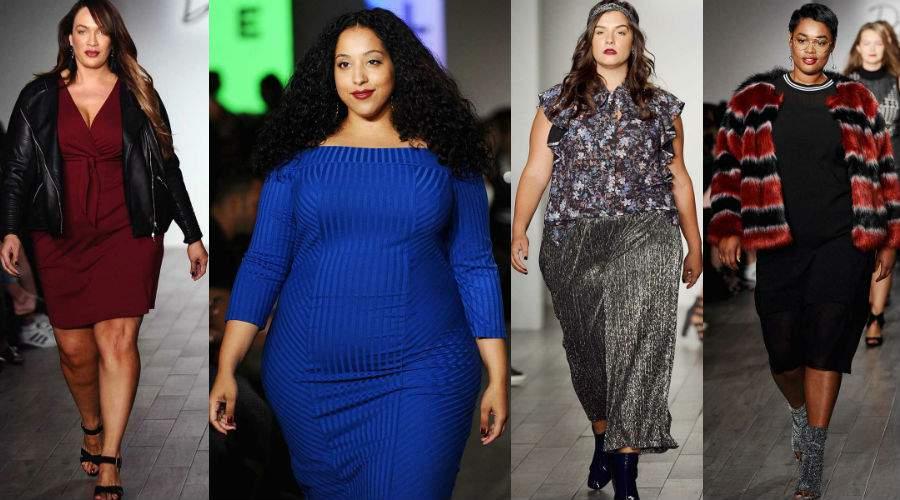 Plus Size Representation at NYFW- Fashion Week Show