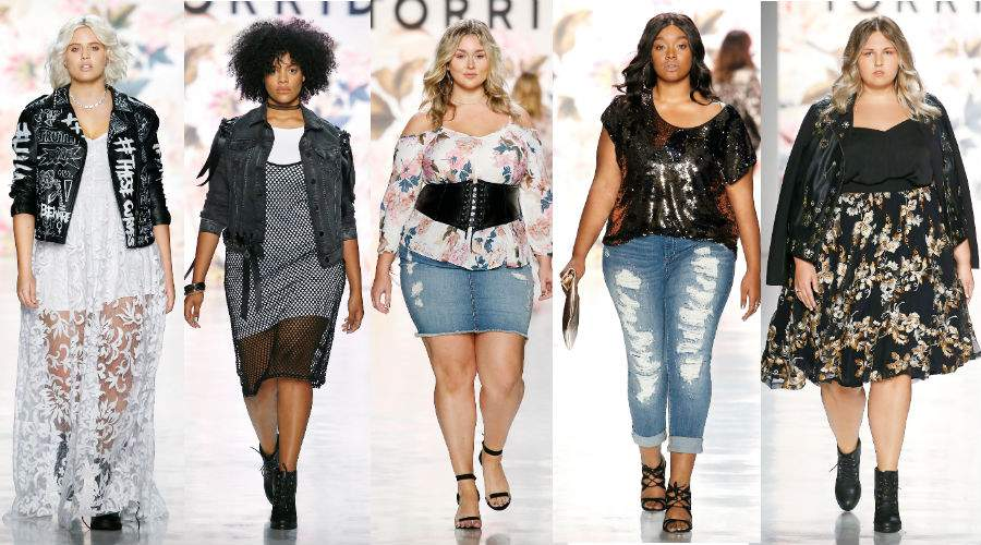 Plus Size Representation at NYFW- Torrid NYFW Spring/Summer 2018