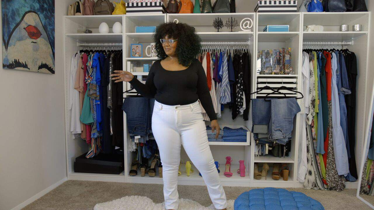 Giving These 5 Pair of Plus Size Jeans a Whirl! Tommy Hilfiger