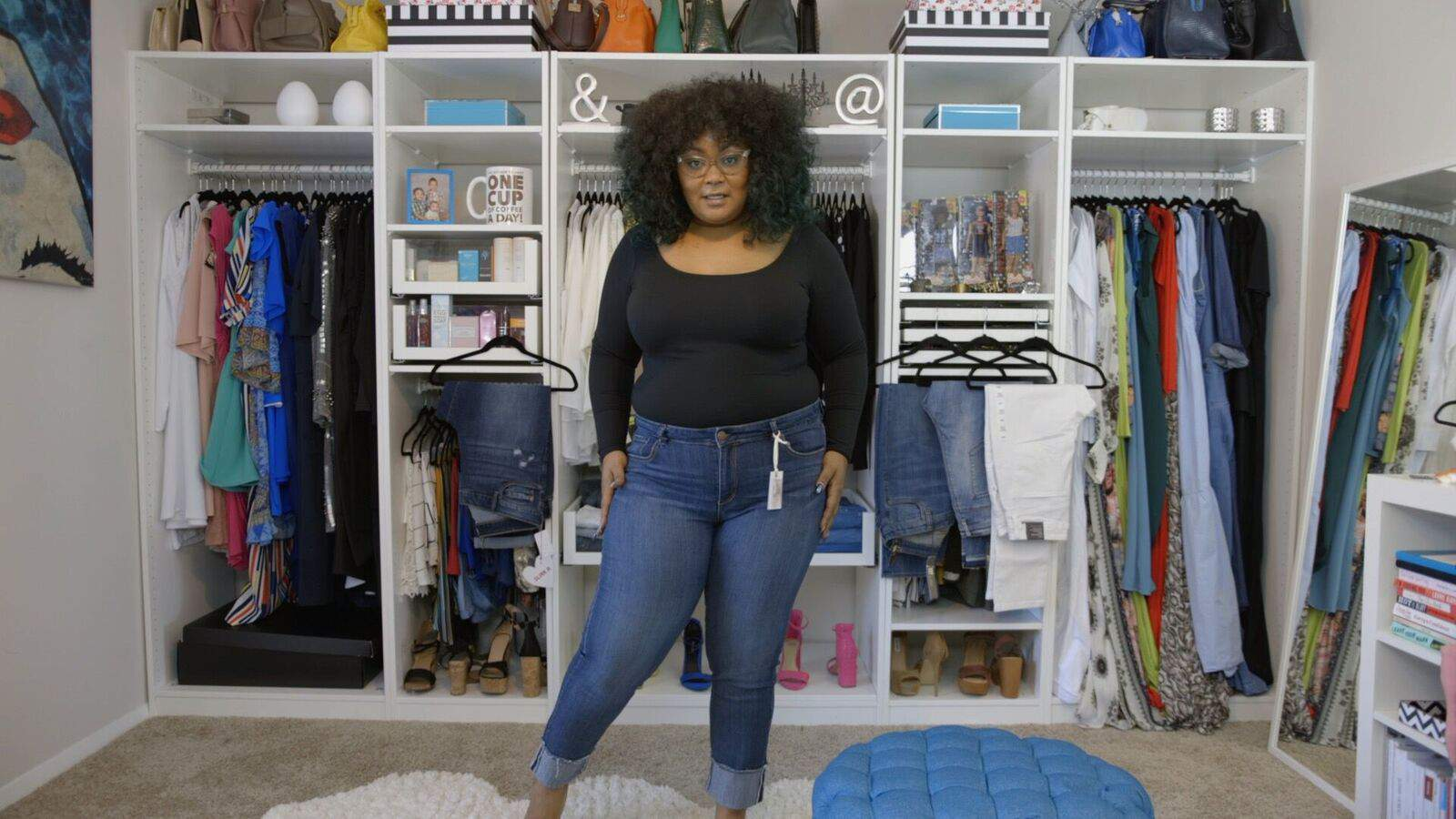 Giving These 5 Pair of Plus Size Jeans a Whirl! Jessica Simpson