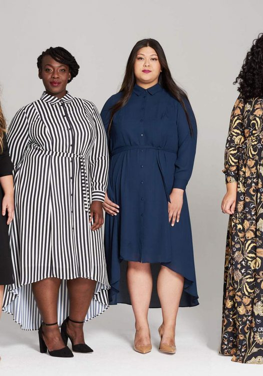 Cool News! Girl With Curves Drops Her Dia & Co Collection today!