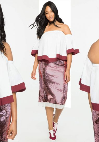 Issa Sale: Get Theses Plus Size Fall Looks Under $30 From Eloquii!