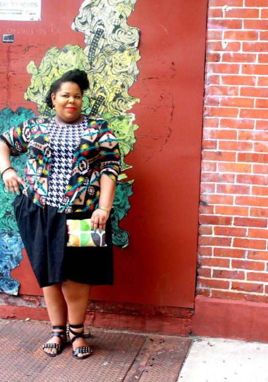 My Curves, My Journey: Falling in Love with Color