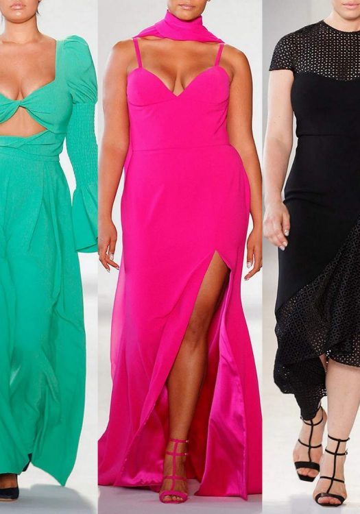 Christian Siriano Spring 2018 Available in Plus Sizes