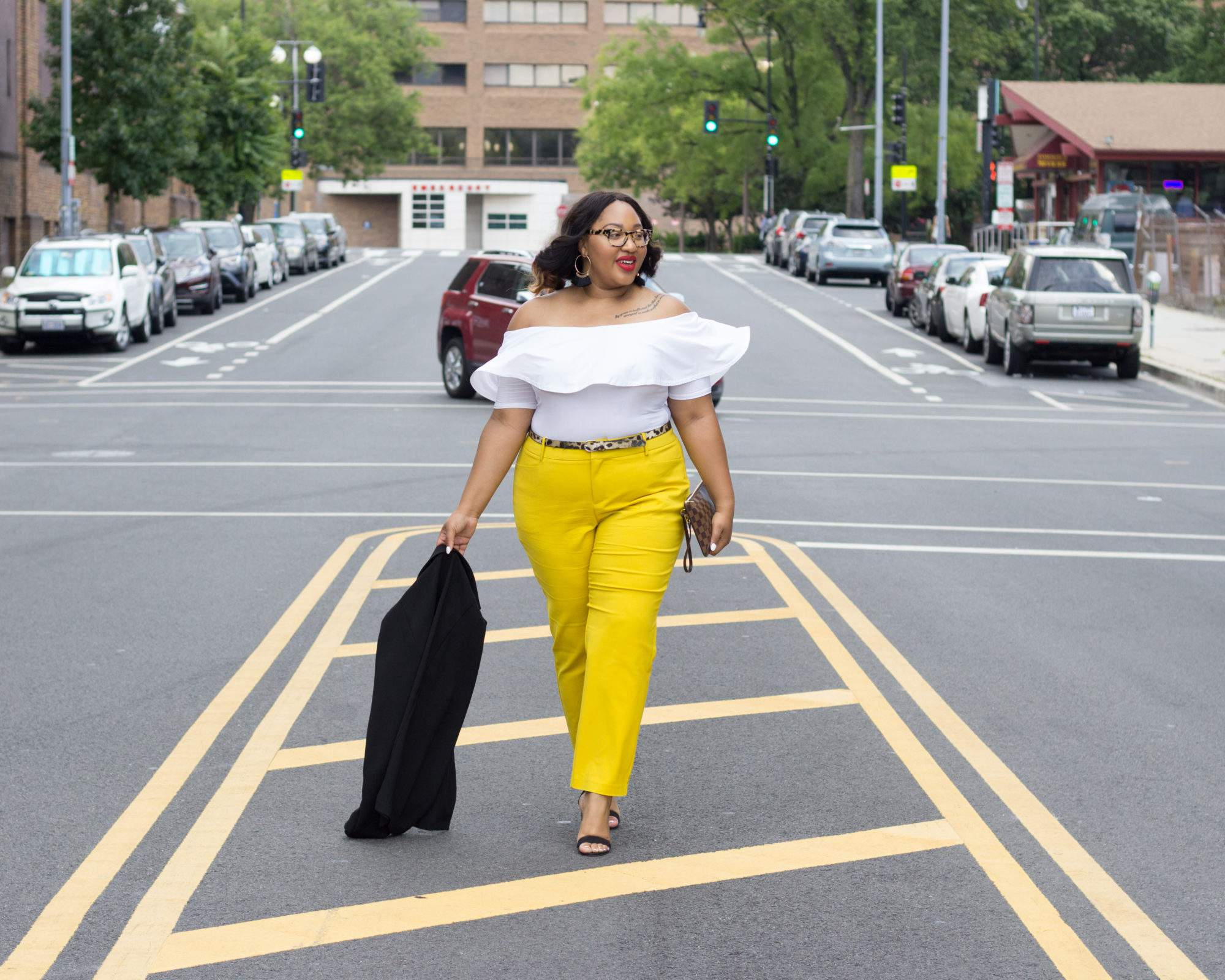 Plus Size Blogger Spotlight- Policy and Fashion