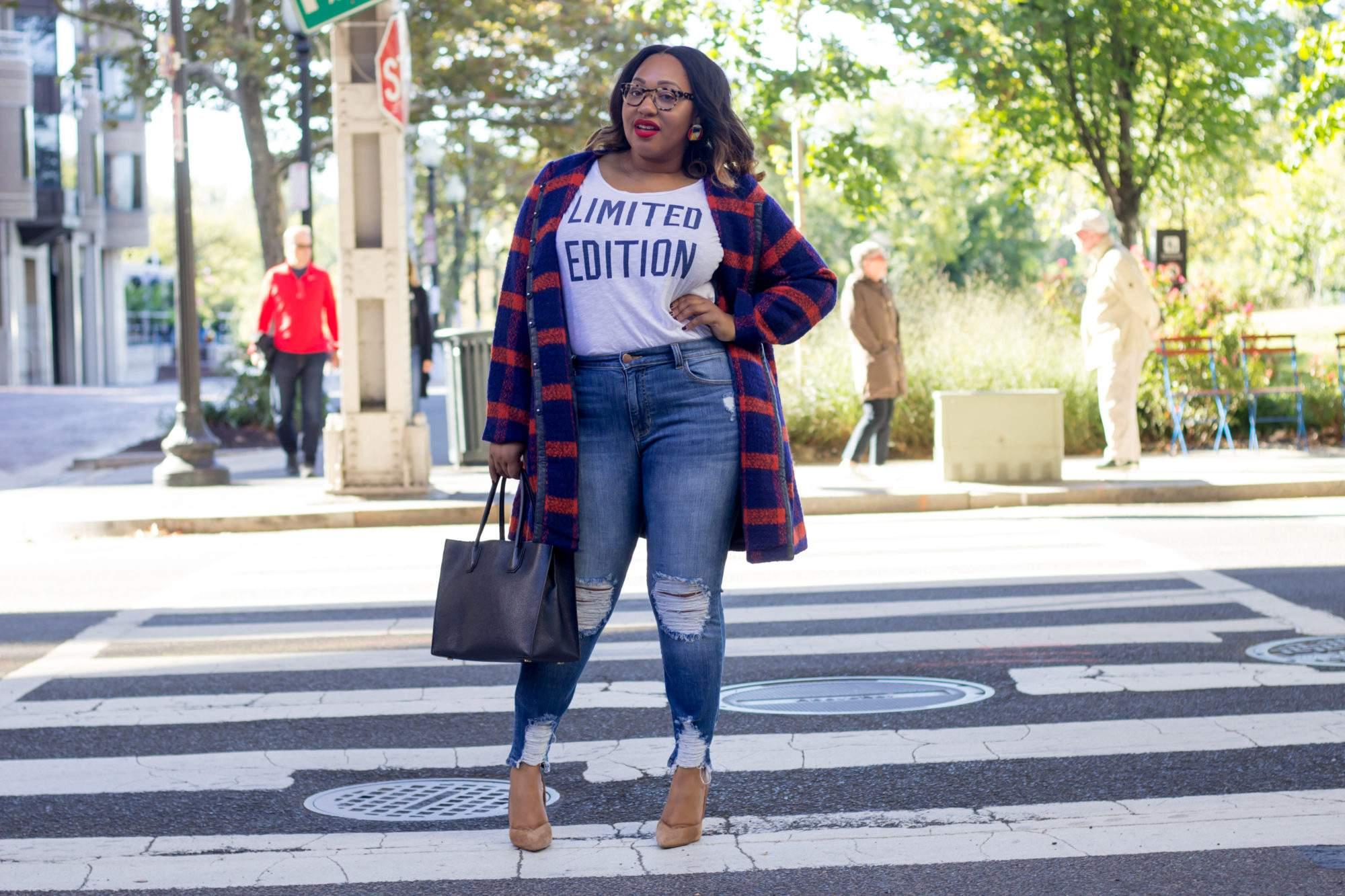 Fashion Blogger Spotlight: Tiffany of Policy and Fashion