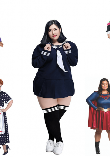 Plus Size Halloween Costumes