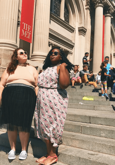 She's All Fat Plus size podcast