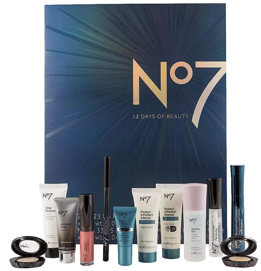 No7 Beauty Advent Calendar