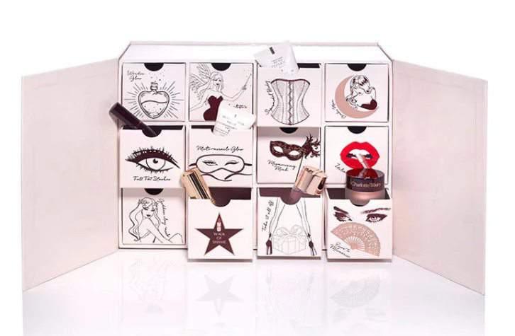 Charlotte Tilbury Naughty and Nice Magic Box Beauty Advent Calendar