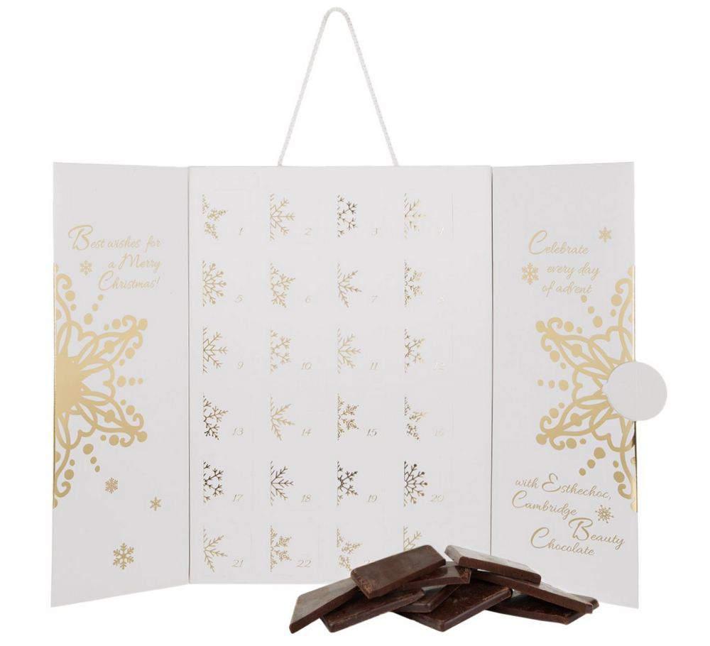 EstheChoc Beauty Chocolate Advent Calendar