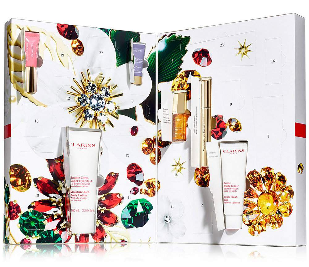 Clarins 24-Pc. Advent Calendar Gift Set