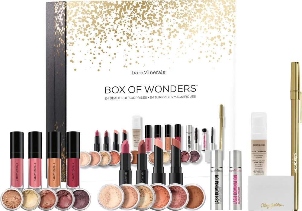 Bare Minerals Box Of Wonders Advent Calendar