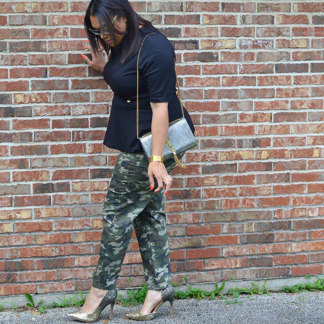Plus Size Blogger Spotlight- The Glam Mom 4