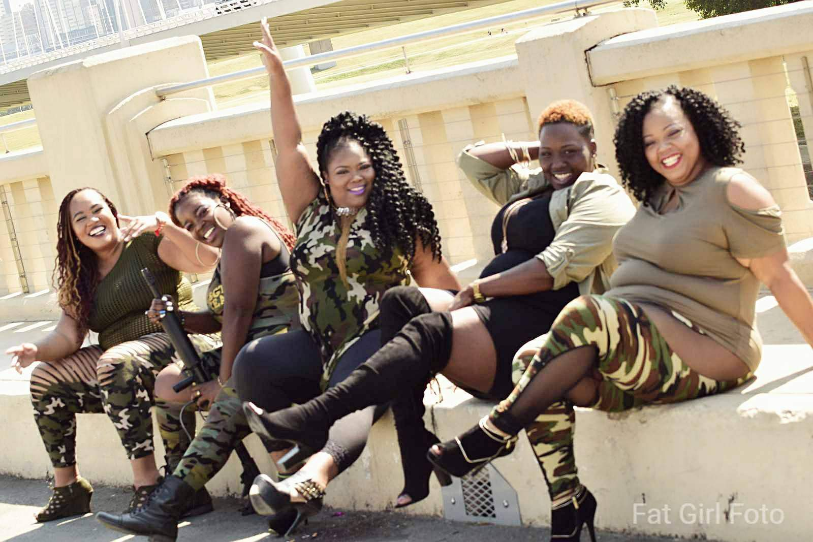 Curvy Elite Dance Team