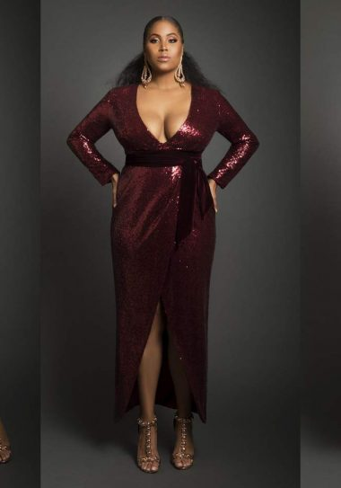 Z by ZEVARRA Plus Size Holiday Collection