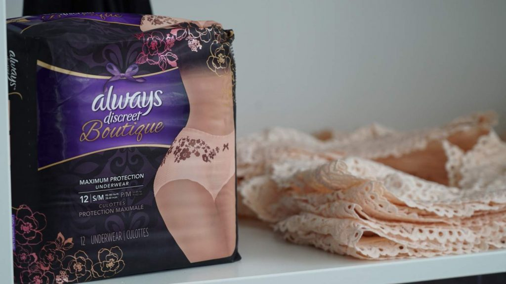 Introducing Always Discreet Boutique: When those Kegels Aren't Enough