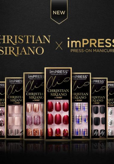 Christian Siriano imPRESS press-on manicure collection