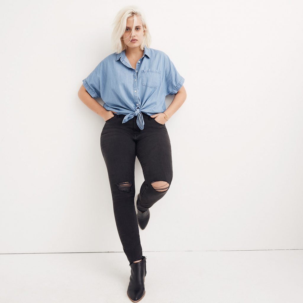 Did You See? J Crew & Madewell Has Extended Sizes in their Denim!?!