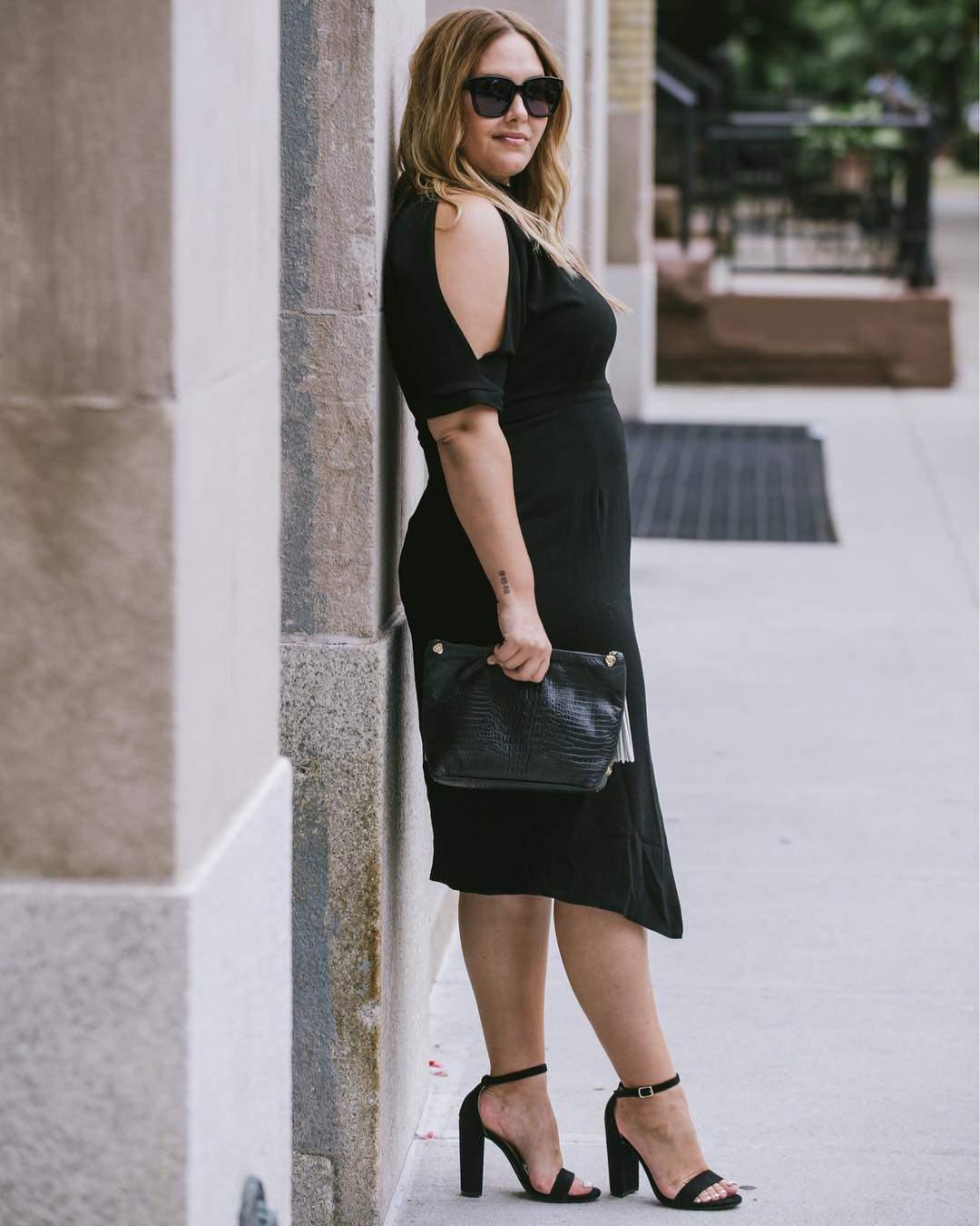 Plus Blogger Spotlight Rebecca of Mommy In Heels 3