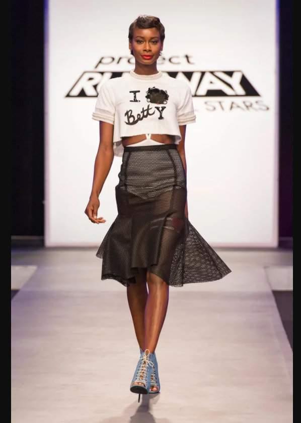 Joshua McKinley's Winning Design on Project Runway All Stars