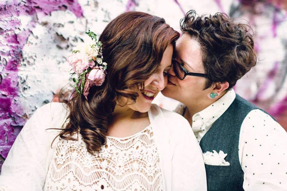 Dese'Rae & Felicidad LGBT Couple