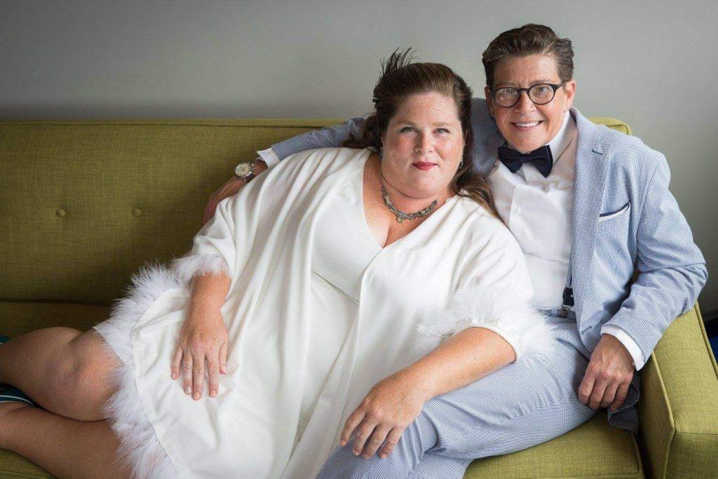 Jeana & Collin LGBT Couple