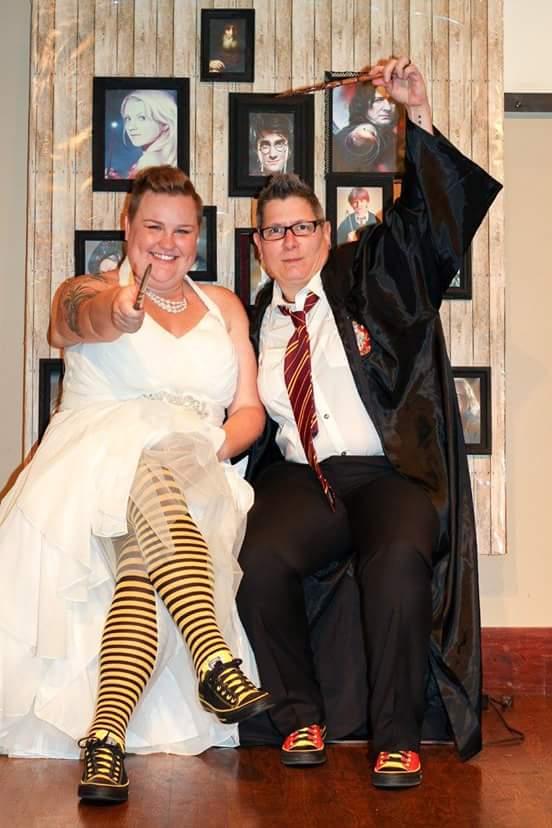 Tammy & Deandra LGBT Couple