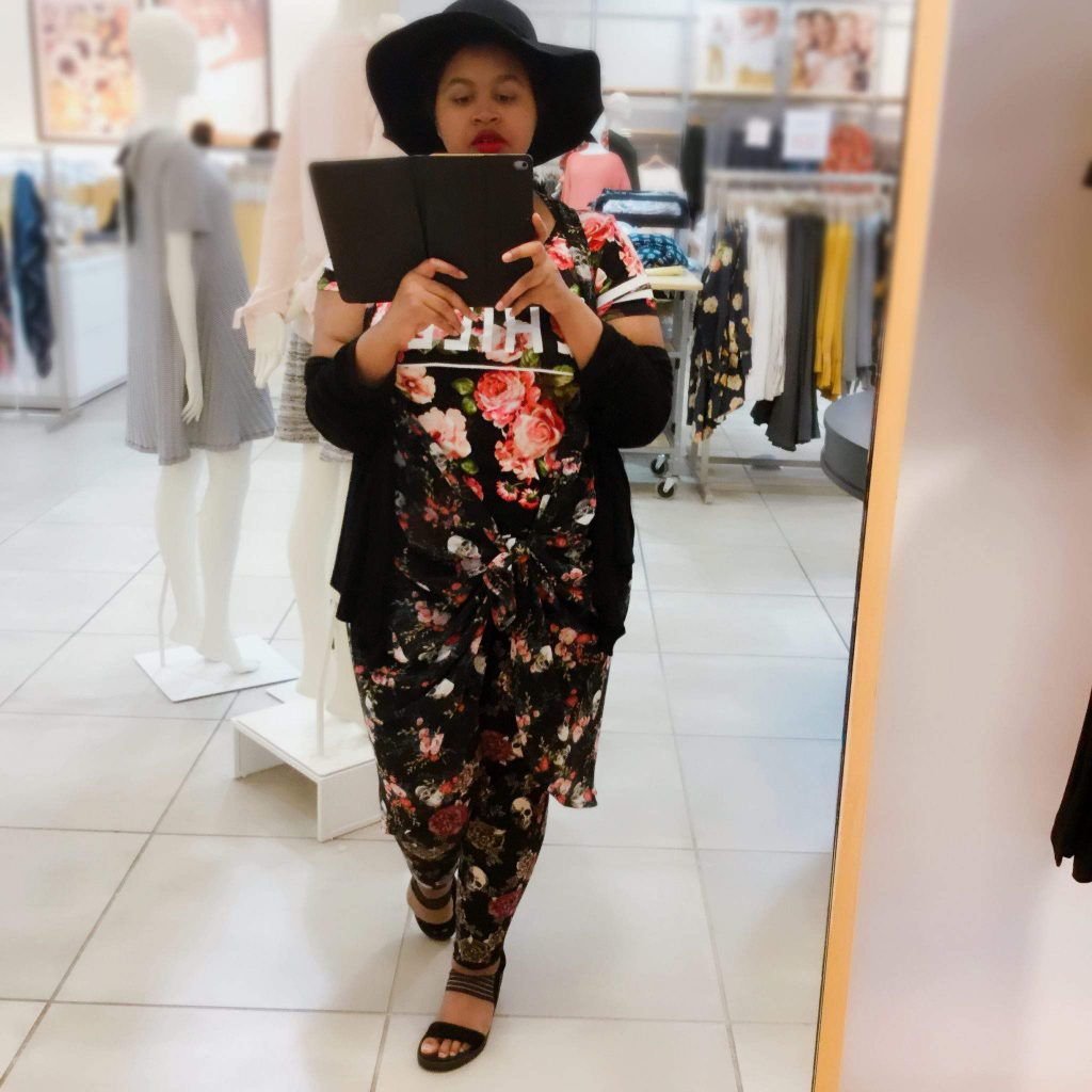 Meet Plus Size Instagrammer, Jasmine of CookieLuv246